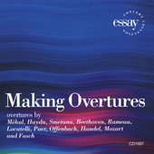Making Overtures - Mehul, Haydn, Smetana / Kapp, et al