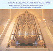 Great European Organs Vol 45 / Roger Sayer