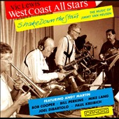 Vic Lewis West Coast All Stars: Shake Down the Stars: The Music of Jimmy Van Heusen