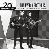 The Everly Brothers: Best Of: Millennium Collection