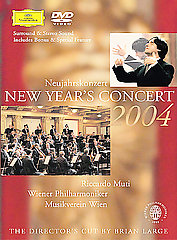 Muti/Vienna Philharmonic Orch. / New Year's Concert 2004 [DVD]