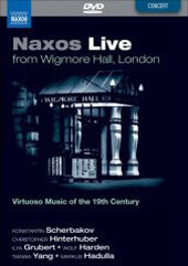 Naxos Live from Wigmore Hall, London /