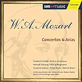 Mozart: Concertos & Arias / Gulda, Szeryng, et al