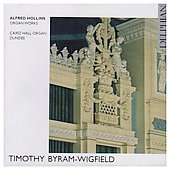 Hollins: Organ Works / Timothy Byram-Wigfield
