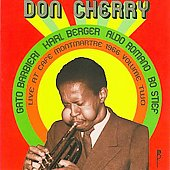 Don Cherry (Trumpet): Live at Cafe Montmartre 1966, Vol. 2 [Slimline]