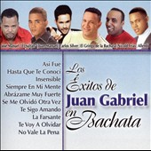 Various Artists: Los Exitos de Juan Gabriel en Bachata
