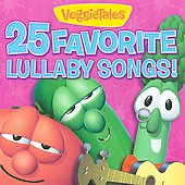 VeggieTales: 25 Favorite Lullaby Songs