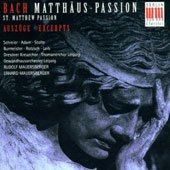 Bach: Matth&auml;us-Passion [Highlights]