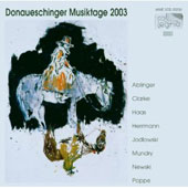Donaueschinger Musiktage 2003