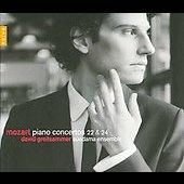W.A. Mozart: Piano Concertos Nos. 22 & 24