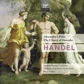 Handel: Alexander's Feast / Philip, Ledger