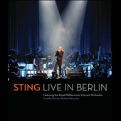 Sting: Live in Berlin [Blu-Ray]