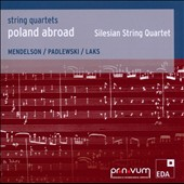 Poland Abroad: String Quartets