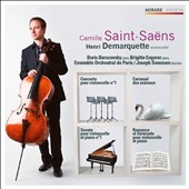 Saint-Saëns: Cello Concerto; Carnival of the Animals; Cello Sonata No. 1; Romance and Serenade