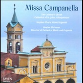 Andrew Ager: Missa Campanella / St. John's Cathedral Choir
