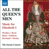 All the Queen's Men / Music for Elizabeth I