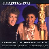 Contrasts - American Music for Flute and Harp / Buyse, Pilot