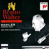 Bruno Walter Edition - Mahler: Symphony no 5