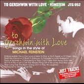 Karaoke: To Gershwin With Love: Style Of M. Feinstein