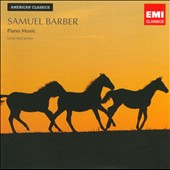 Samuel Barber: Piano Music / McCawley