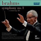 Brahms: Symphony No. 1 in C minor / Skrowaczewski