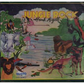 Hank Mizell: Jungle Rock