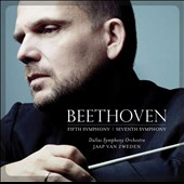Beethoven: Symphonies Nos. 5 & 7 / Dallas SO - Zweden