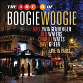A B C & D of Boogie Woogie: Live in Paris [Digipak]
