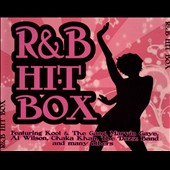 Various Artists: R&B Hit Box [3 CD]