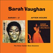 Sarah Vaughan: Sarah + 2/After Hours