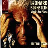 Bernstein: Works for Piano / Stefan Litwin