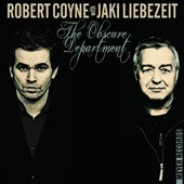 Jaki Liebezeit/Robert Coyne: The Obscure Department [Digipak] *