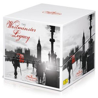 The Westminster Legacy: The Collector's Edition / Clara Haskil, Willi Boskovsky, Leopold Simoneau, Teresa Stich-Randall et al. [40 CDs]
