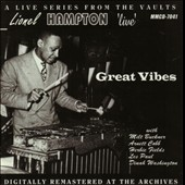 Lionel Hampton: Live: Great Vibes