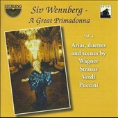 Arias, duettes and scenes by Wagner, Strauss, Verdi, Puccini