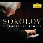Schubert: Impromptus; Beethoven: Sonata for Piano 'Hammerklavier'; encores by Rameau & Brahms / Grigory Sokolov, piano [2 CDs]