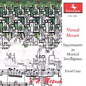 Virtual Mozart - Experiments in Musical Intelligence - Cope