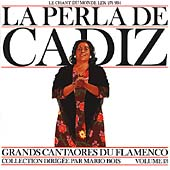 Perla De Cadiz/Antonia Gilibert Vargas: La Perla De Cediz