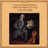 Bach: Cello Suites / Roel Dieltiens
