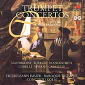 SCENE  Trumpet Concertos of the Early Baroque / Immer, et al
