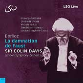 Berlioz: La Damnation de Faust / Davis, Sabbatini, et al