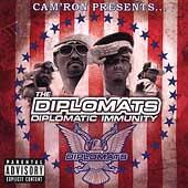 The Diplomats/Cam'ron: Diplomatic Immunity [PA]