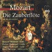 Mozart: Die Zauberfl&ouml;te (Arrangements) / H&uuml;nteler, et al