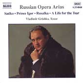 Russian Opera Arias Vol 2 / Vladimir Grishko