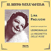 Leoncavallo: La reginetta delle rose / Gallino, Pagliughi
