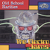 Various Artists: Old School Rarities: Electro Jams