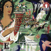 British Recorder Concertos / Turner, McKenzie, et al
