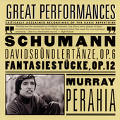 Schumann: Davidsb&#252;ndlert&#228;nze, etc / Murray Perahia