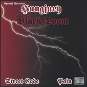 Hungjury Feat. Blackdoom: Streetcode/Pain