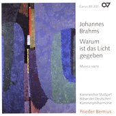 Brahms: Sacred Choral Works / Bernius, Bratschke, et al